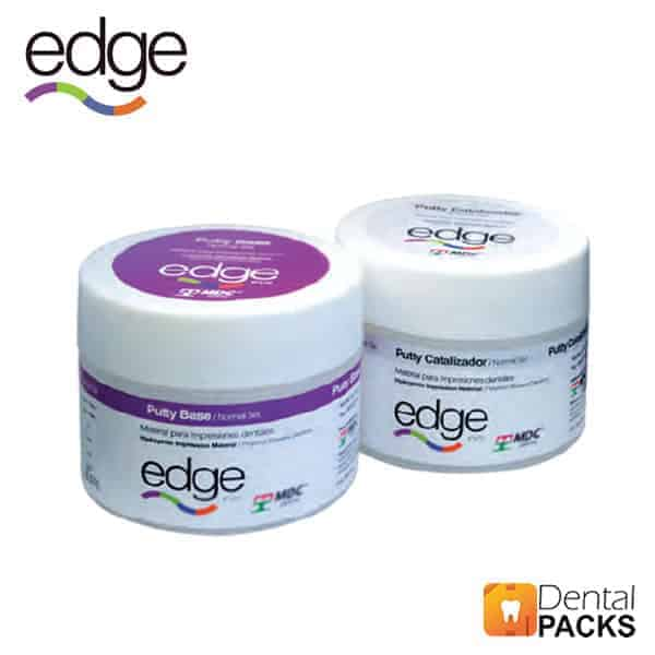 EDGE-PUTTY-SILICON-REGULAR-POLYVINYL-SILOXANO-HIDROFILICO