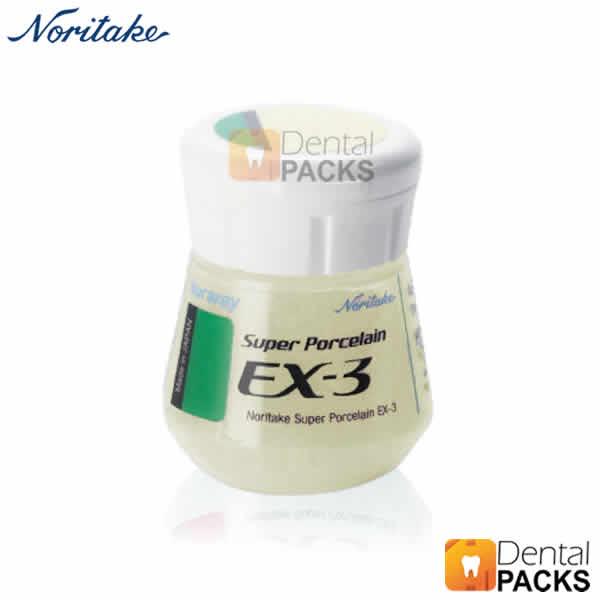 NORITAKE EX3 OPACIOUS BODY CUERPO OPACO OB Cervical