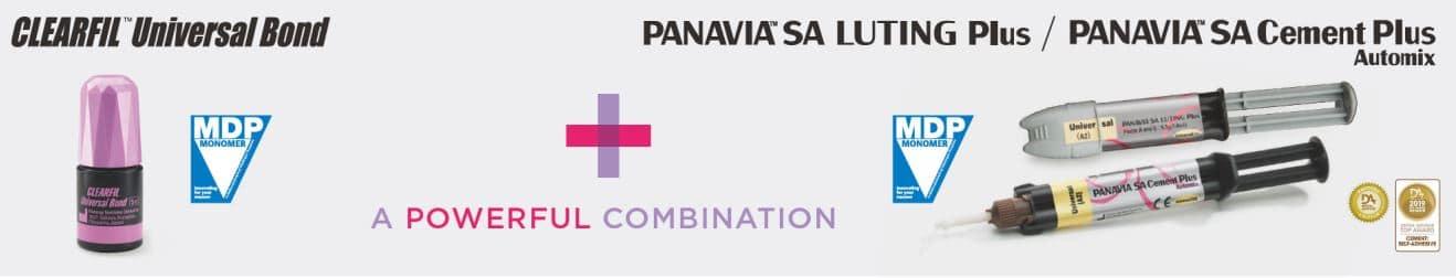 CLEARFIL UNIVERSAL BOND + PANAVIA KURARAY
