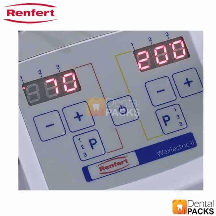 Digital-Wax-electric-ii-Encerador-dos-puntas-renfert-espatula-electrica
