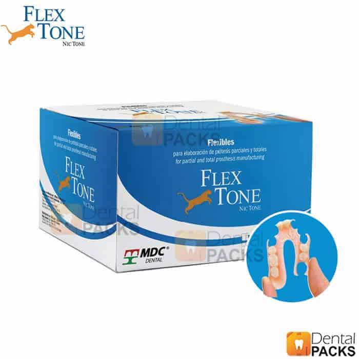 MATERIAL DE INYECCION DE PLACAS FLEXIBLES INFLEX FLEX TONE
