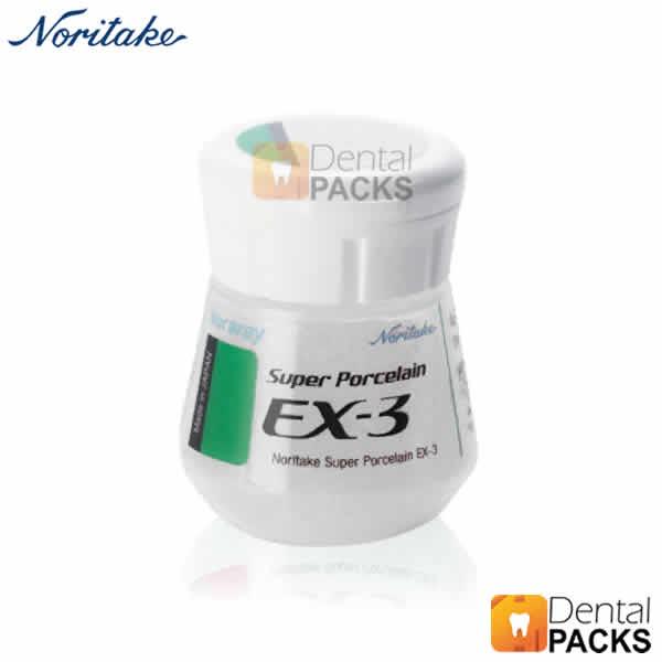 NORITAKE LUSTER EX-3 EFECTO DENTAL
