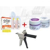 Kit Silicón Edge PVS Completo Impresión