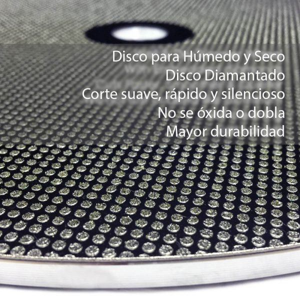 DISCO DE DIAMANTE BESQUAL PARA RECOTADORA DENTAL 10 111-T10